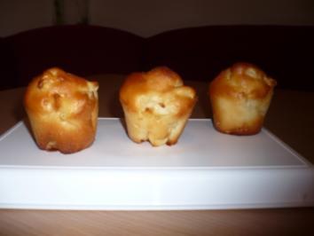 Rezept: Apfel-Muffins