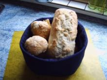 Brot und Brötchen für morgen früh - Rezept