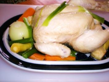 FLEISCH: Ur-Omas Hühnerfrikassee - Rezept
