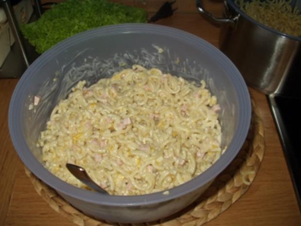 Wenn sich die Nudel in die Salatsoße legt.... - Rezept - Bild Nr. 14