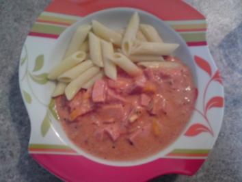Paprika Fleischwurst Topf - Rezept