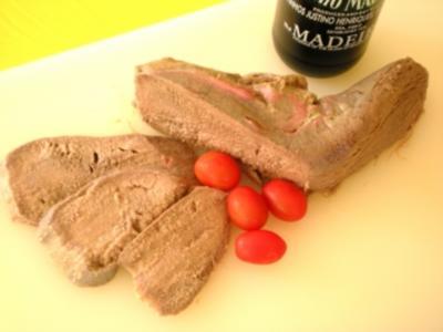 FLEISCH: Kalbszunge an Madeirasauce - Rezept