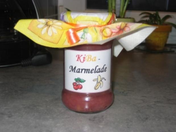 KiBa-Marmelade - Rezept