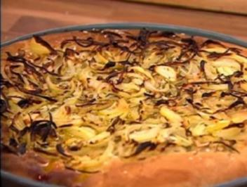 Lebkuchen-Focaccia - Rezept