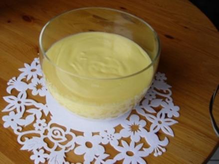 Dessert  : Welfenspeise - Rezept