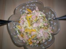 Bayerischer Wurstsalat - Rezept