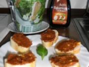 Tomatenpesto - Rezept
