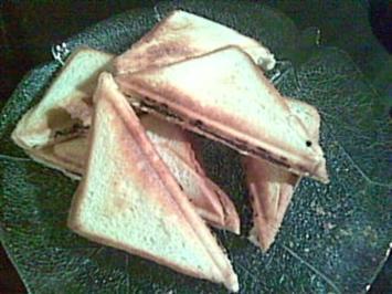 Rezept: Kaba-Sandwich-Toast