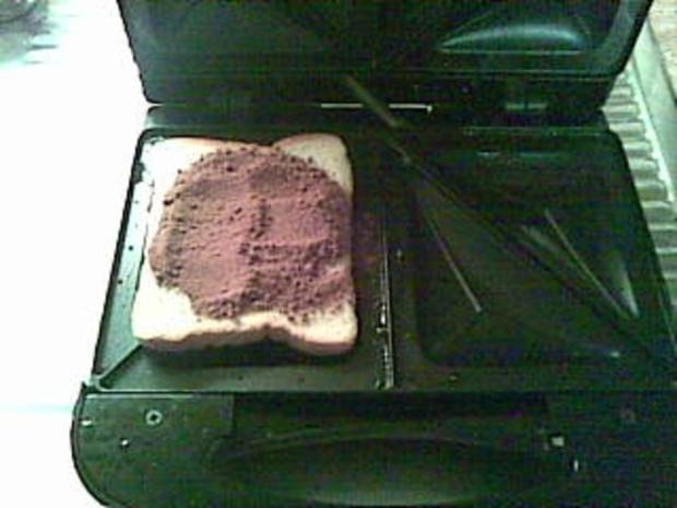 Kaba-Sandwich-Toast - Rezept