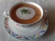 Tomaten-Mais Suppe - Rezept