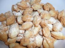 Mutzemandeln Fettgebäck - Rezept