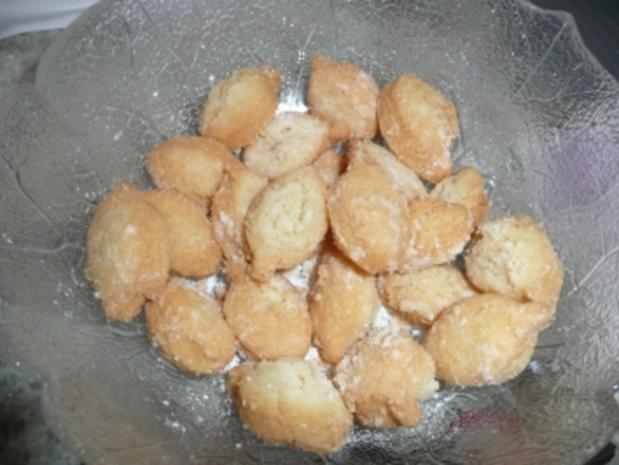 Mutzemandeln Fettgebäck - Rezept - Bild Nr. 2