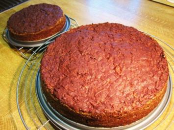 Schnelle Schokoladen-Sahne-Torte - Rezept
