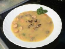 Suppe aus der Knolle - Rezept