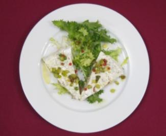 Krabben-Dickmilch-Terrine - Rezept