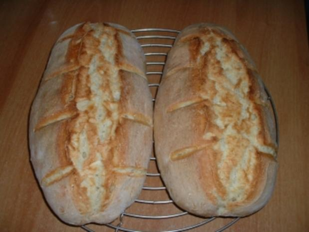 Bruschetta Brot - Rezept