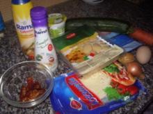 Gemüseauflauf mit Gnochi - Rezept
