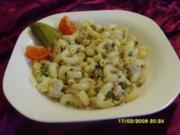 tunfisch-nudelsalat - Rezept