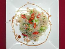 Yam Wun Sen - Nord-Thailändischer Glasnudelsalat - Rezept