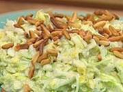 Spitzkohl-Waldorf-Salat - Rezept