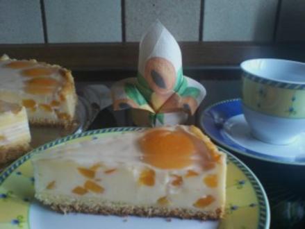 Kuchen  Oster-Schmandkuchen - Rezept