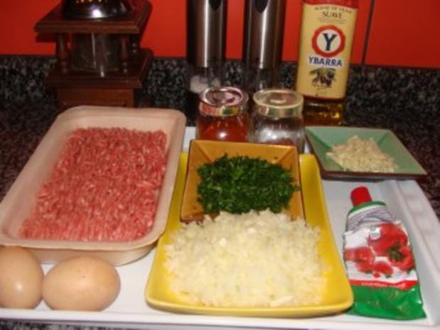 Fleisch : -Hackfleischpfanne- - Rezept - Bild Nr. 4