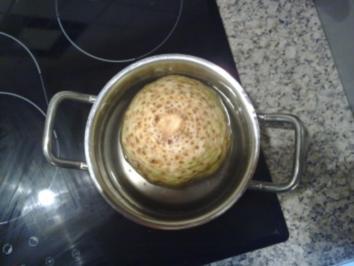 Unser Selleriesalat - Rezept