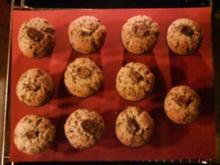 SÜßES: Dinkel-Muffins Surprise ODER - Rezept