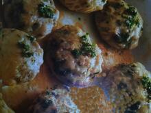 Champignons gefüllt - Rezept - Bild Nr. 3808