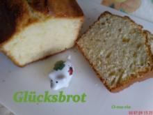Brot ~ Gluecksbrot     REZEPT - Rezept