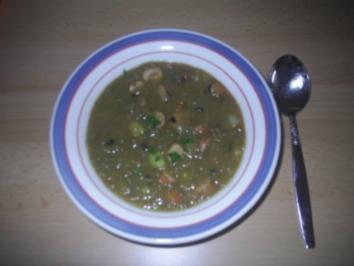 Eintopf - Linseneintopf - Rezept