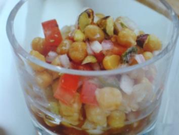 Orientalischer Sommersalat - Rezept