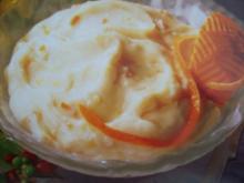 Orangencreme - Rezept