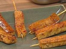 Chili-Tofu-Spieße - Rezept - Bild Nr. 9