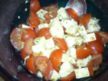 Daanky´s Tomaten Mozarella Salat - Rezept