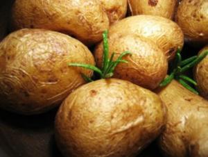 Spanische Runzelkartoffeln - Rezept