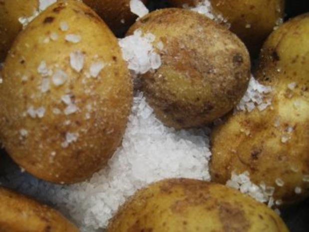 Spanische Runzelkartoffeln - Rezept - Bild Nr. 3
