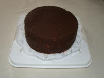 Schachbrett Torte - Rezept
