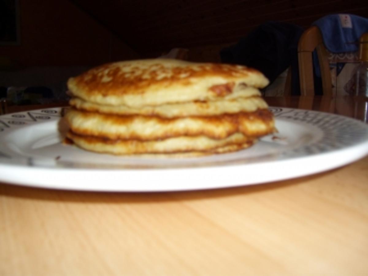 Bananen Pancake - Rezept mit Bild