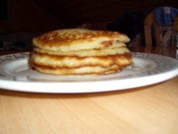 Rezept: Bananen Pancake