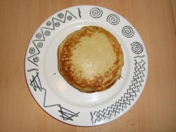 Bananen Pancake - Rezept