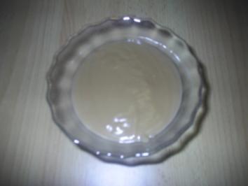 Dessert - Eierlikör-Minz-Pudding - Rezept