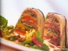 Tomaten - Vinaigrette - Rezept