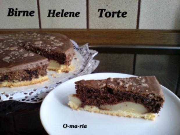 """Kuchen  Birne ~ Helene ~ Torte"""" - Rezept"""