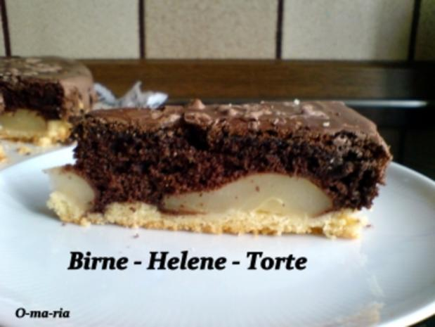 """Kuchen  Birne ~ Helene ~ Torte"""" - Rezept - Bild Nr. 6"""
