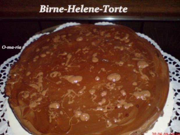 """Kuchen  Birne ~ Helene ~ Torte"""" - Rezept - Bild Nr. 5"""