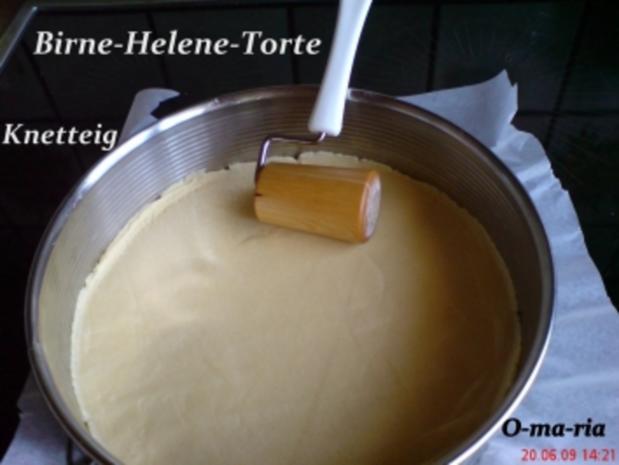 """Kuchen  Birne ~ Helene ~ Torte"""" - Rezept - Bild Nr. 2"""