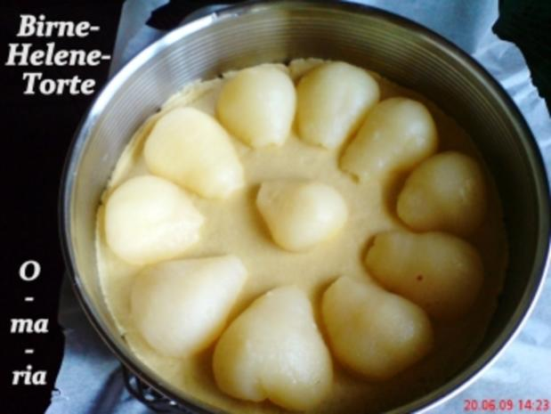 """Kuchen  Birne ~ Helene ~ Torte"""" - Rezept - Bild Nr. 3"""