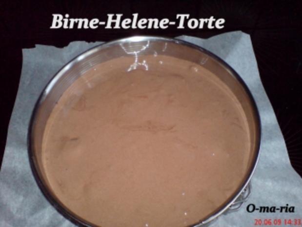 """Kuchen  Birne ~ Helene ~ Torte"""" - Rezept - Bild Nr. 4"""