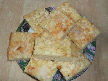 Butterkuchen nach Muttis Art - Rezept